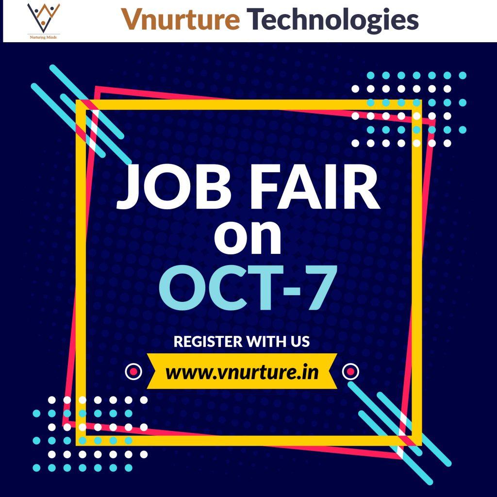vnurture job fair
